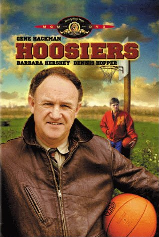 HOOSIERS - THE GREATEST SPORTS FILM EVER MADE - ABOUT INDIANA HIGH SCHOOL BASKETBALL - BUTLERS' KIDS PLAY HOOPS THE WAY COACH'S KIDS PLAY HOOPS IN HOOSIERS!